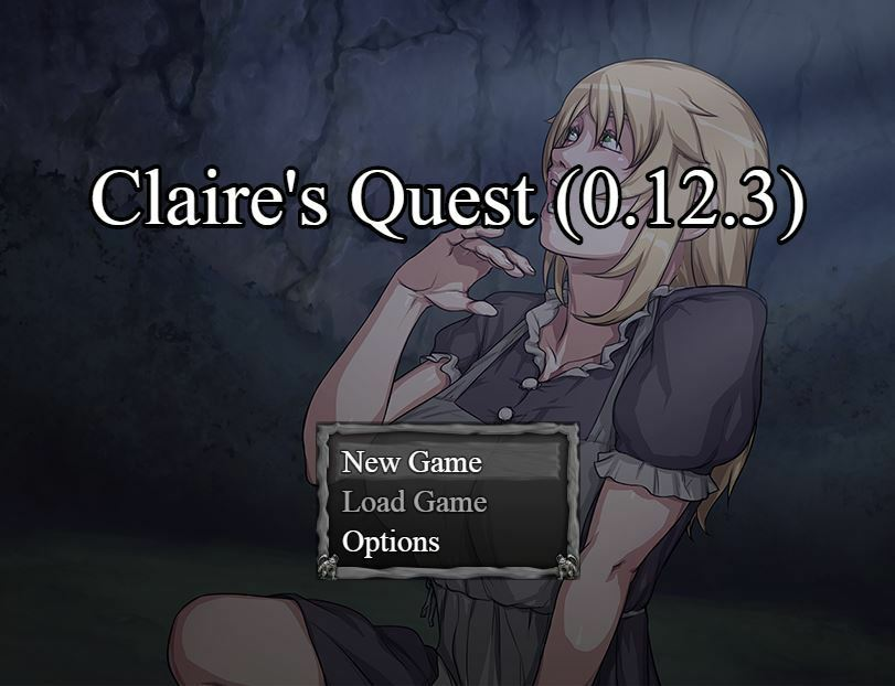 Claire's Quest - Version 0.21.2 image
