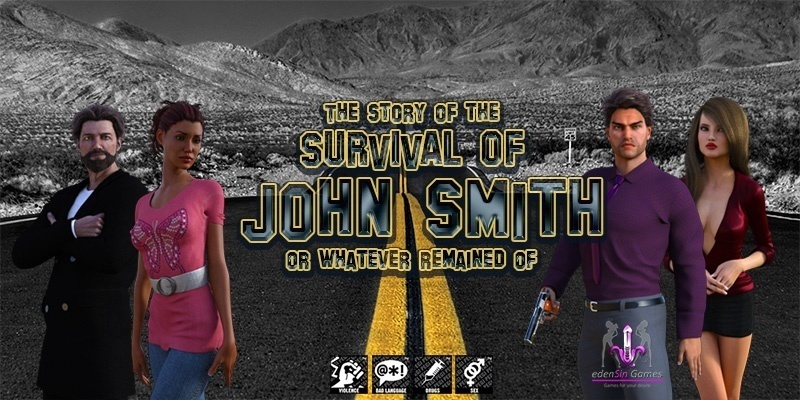 The Story Of The Survival Of John Smith III - Version 3.15 image