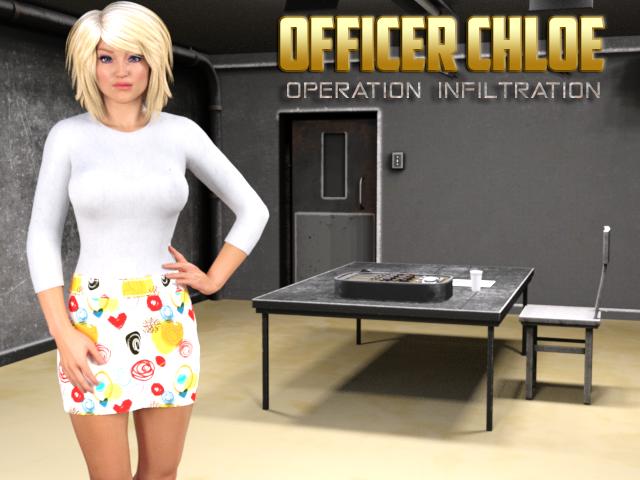 Officer Chloe: Operation Infiltration - Version 1.02 image