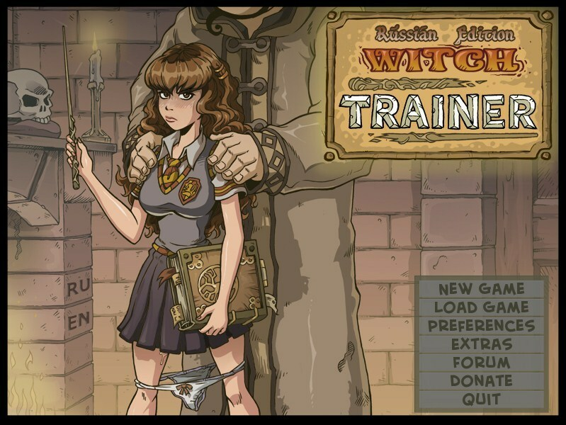 Witch Trainer – Version 1.6f – Mod by sad Crab image