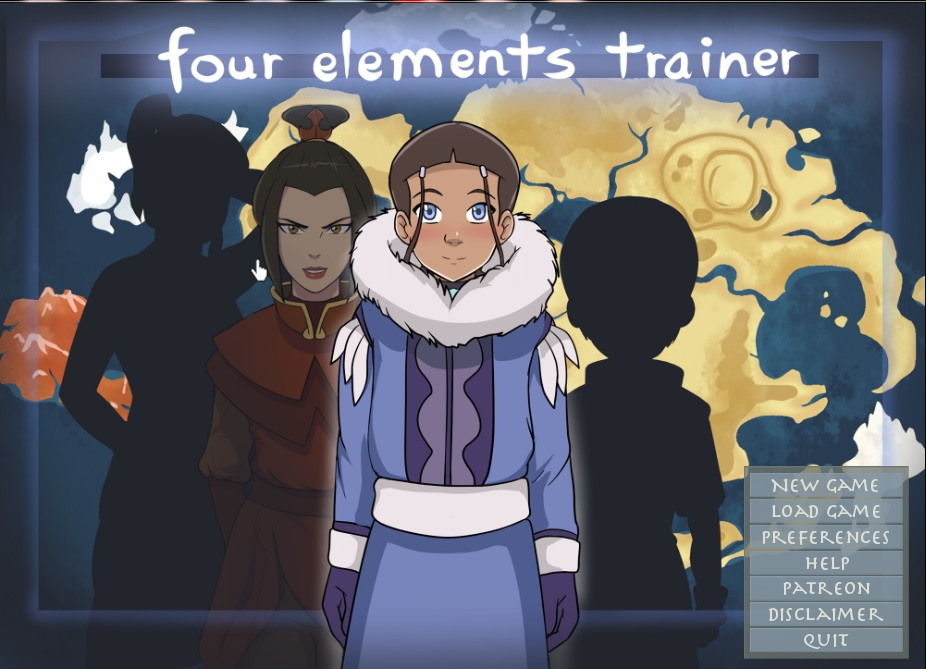Four Elements Trainer - Version 0.9.1 - Update image