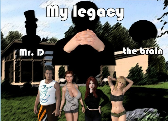 My Legacy - Version 1.0 Final + Walkthrough image