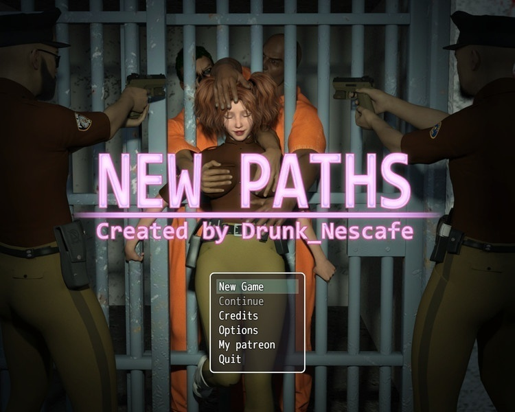 New Paths - Version 0.12c image