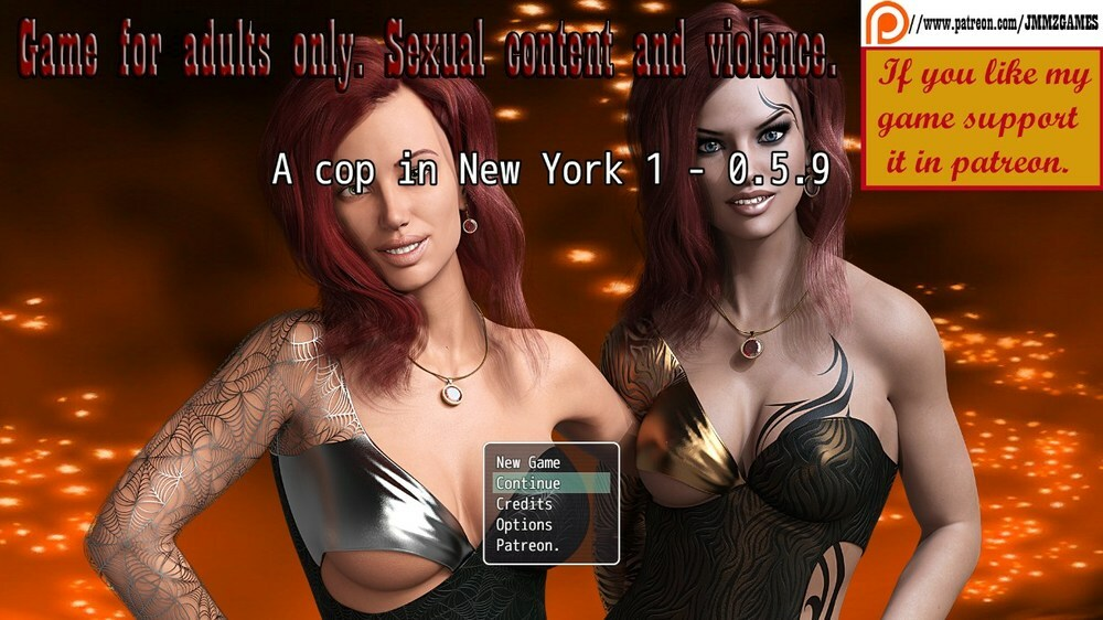 A Cop in New York – Episode One – Version 0.5.9 + Save image