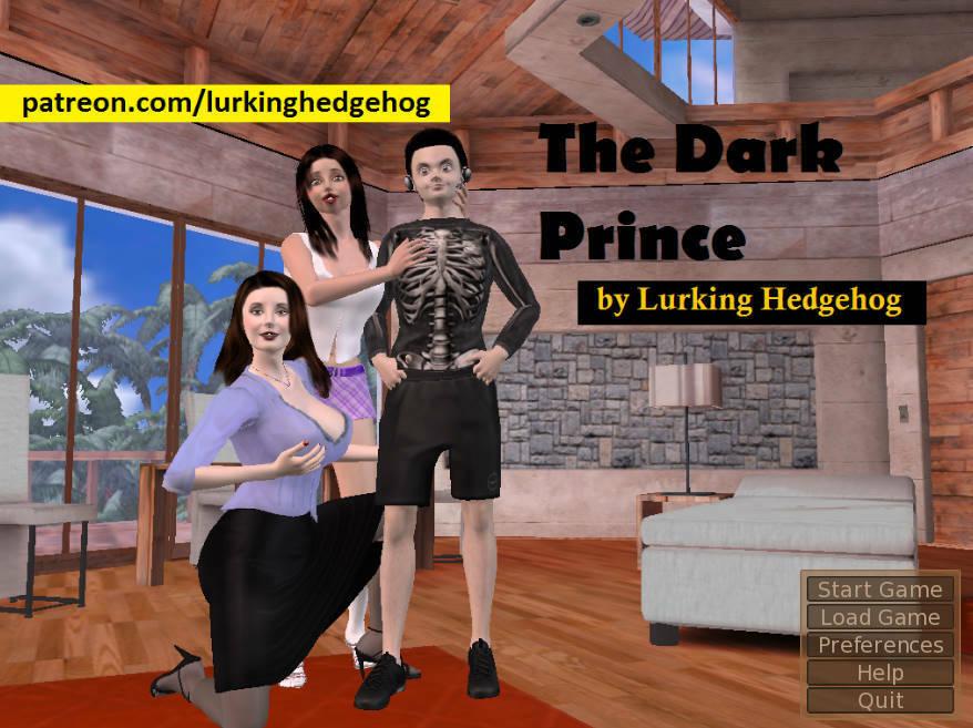 The Dark Prince – Version 1.5 image