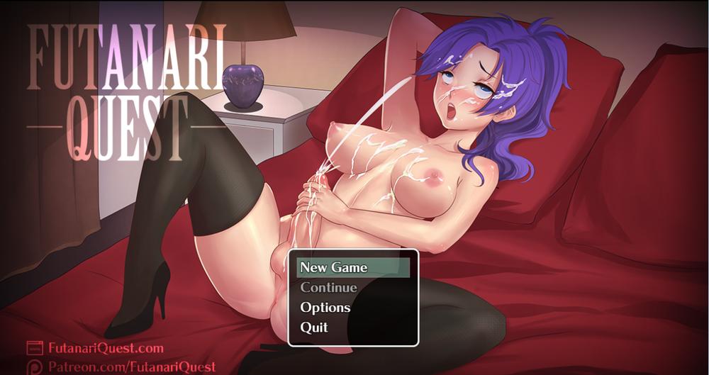 Futanari Quest – Version 1.10 – Update image