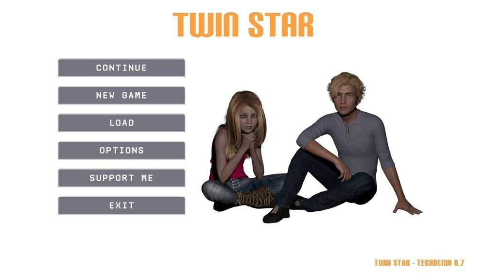 Twin Star - Version 0.7 image