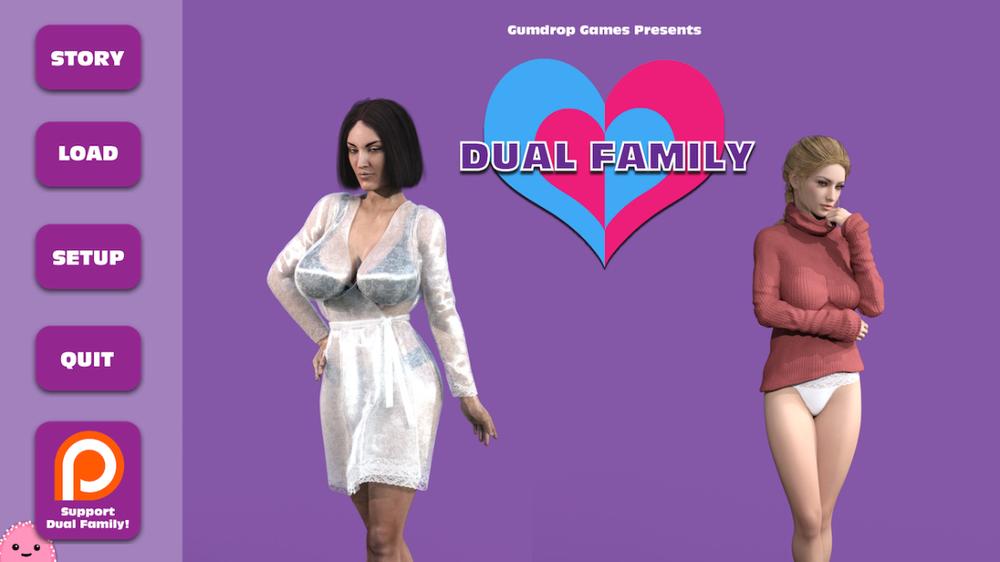 Dual Family – An Incest Story – Version 0.99CE image