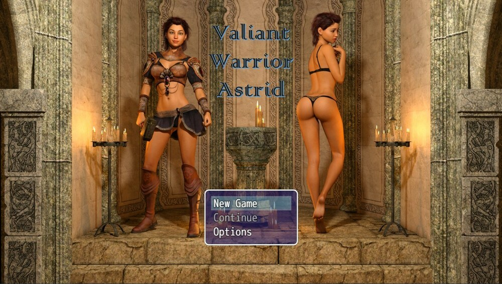Valiant Warrior Astrid - Version 0.5.2 image