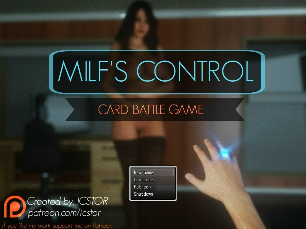Milf's Control - Version 1.0c image