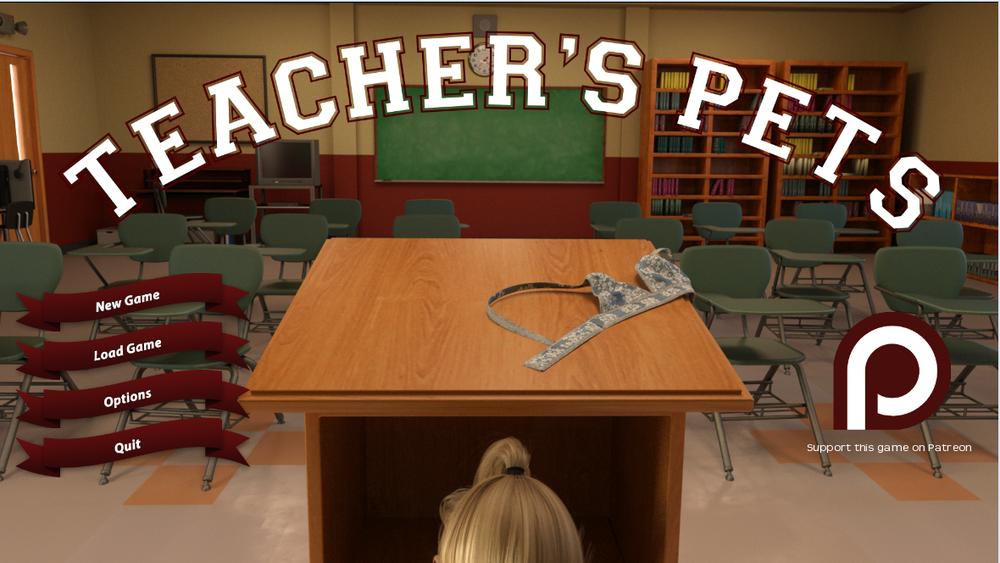 Teacher's Pets - Version 2.061 image