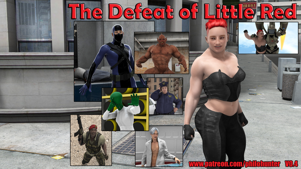 The Defeat of Little Red - Version 0.4 image