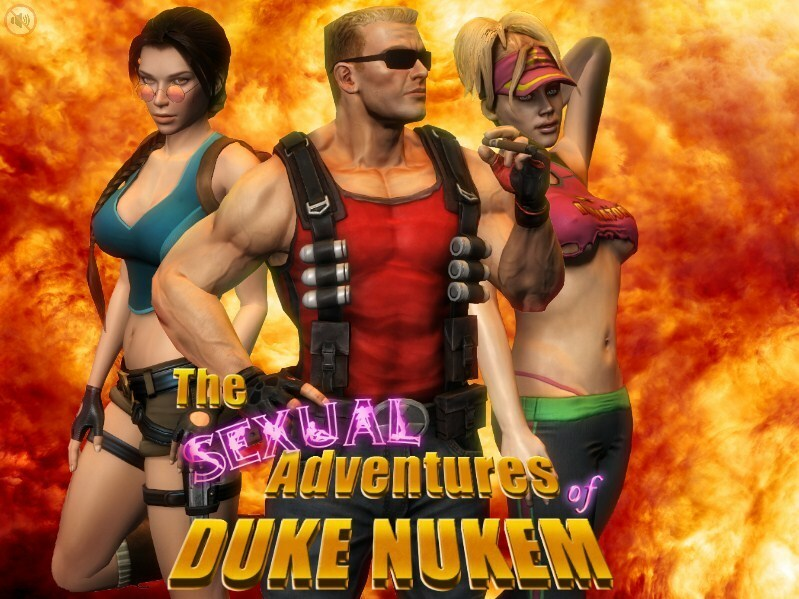 The Sexual Adventures of Duke Nukem – Version 0.37 Alpha image