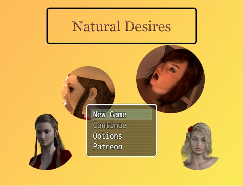 Natural Desires - Version 0.1.7 image