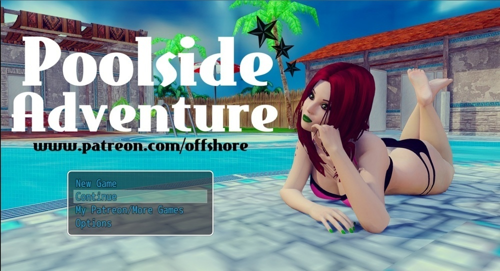 Poolside Adventure – Version 0.7 – Part 1 Full Version image