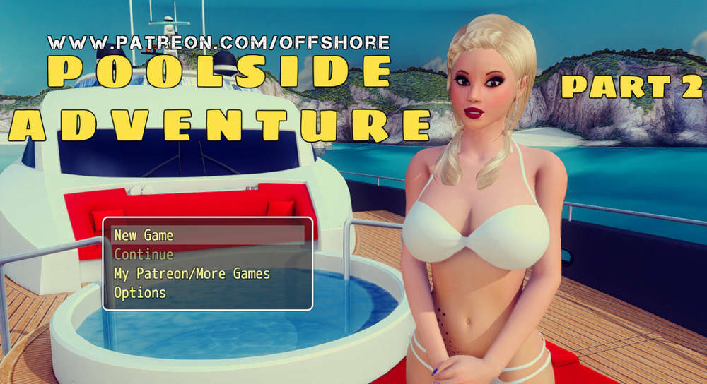 Poolside Adventure – Part 2 – Full Version image