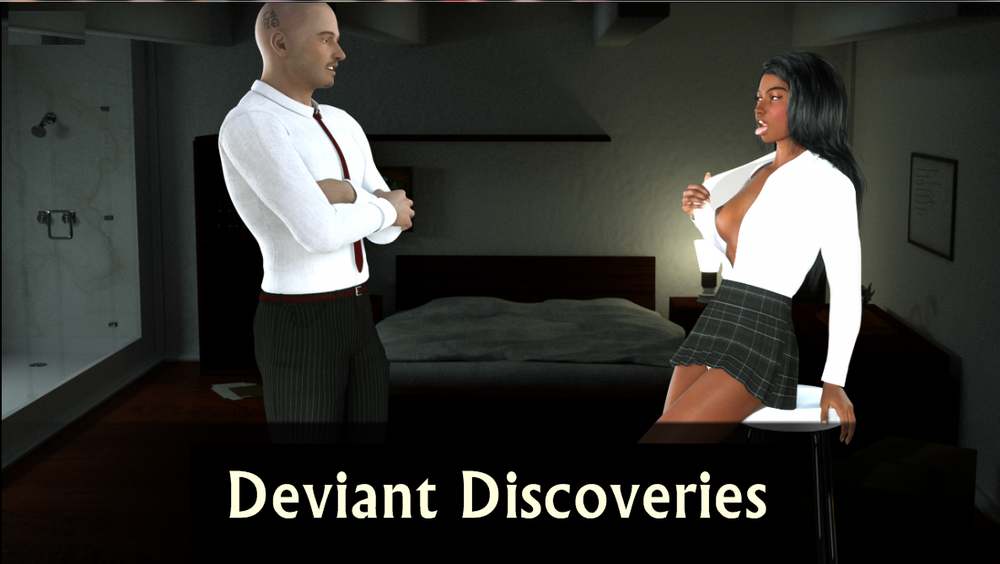 Deviant Discoveries – Version 0.48.0 image
