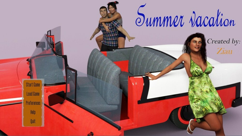 Summer Vacation - Version 0.01 image
