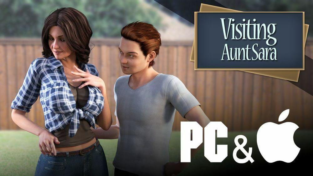 Visiting Aunt Sara - Version 1.3 image