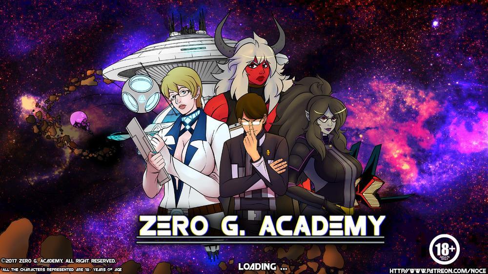 Zero G. Academy – Version 0.7 image