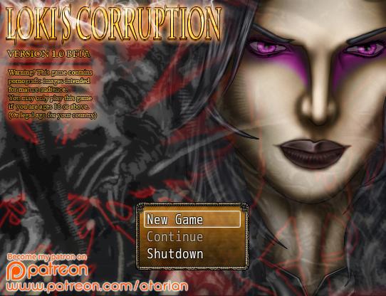 Loki's Corruption - Version 1.0p image