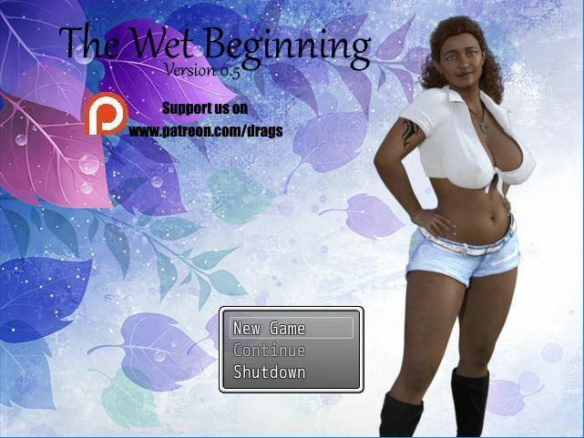 The Wet Beggining – Version 0.5 image