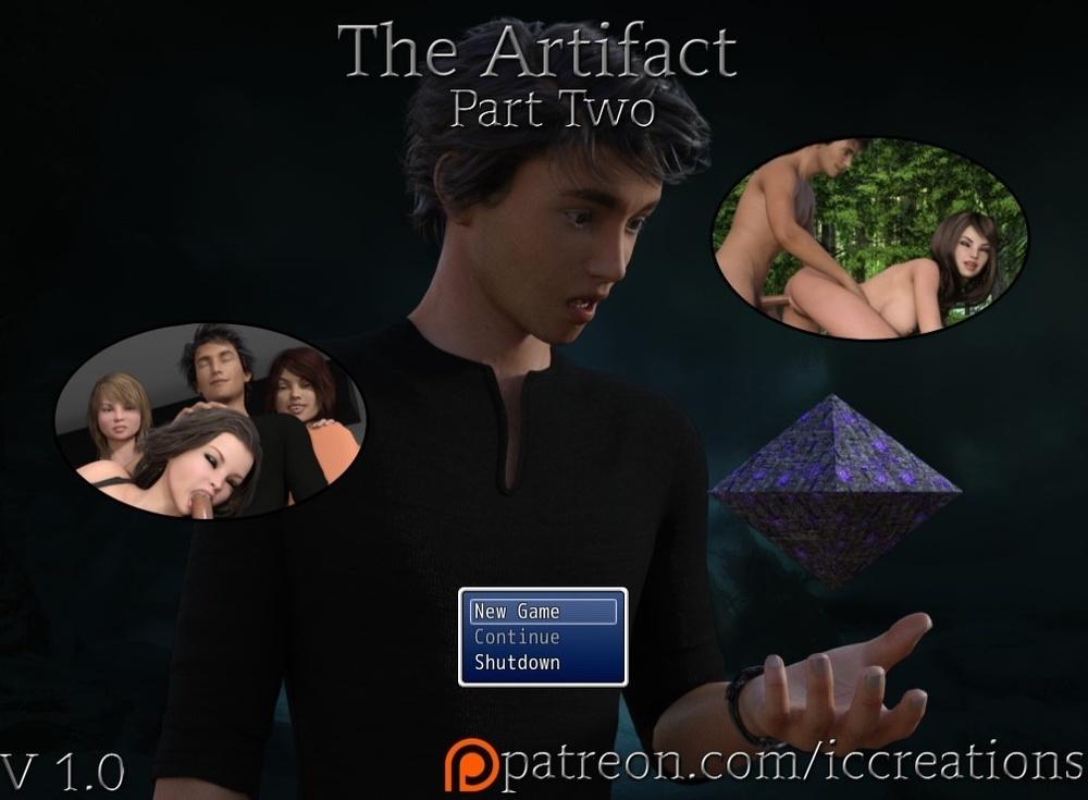 The Artifact : Part 2 – Version 1.0b image