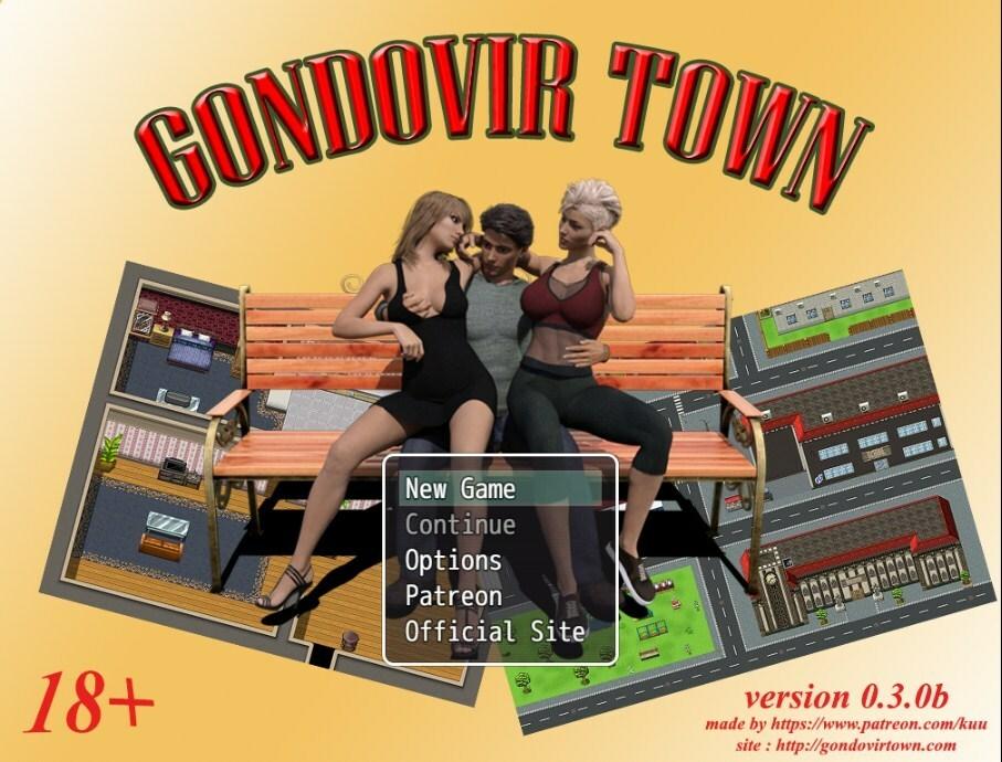 Gondovir Town – Version 0.5.1 image