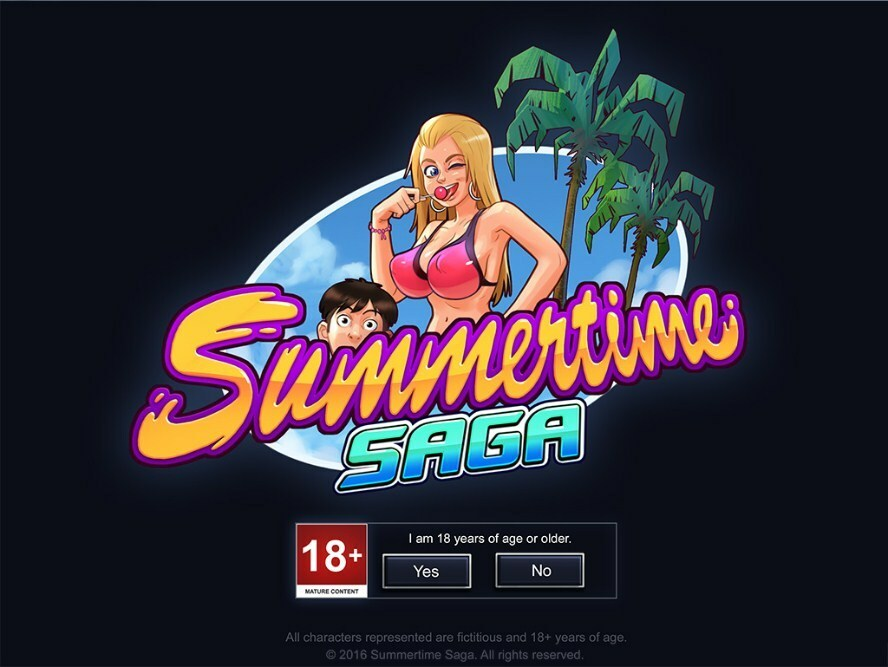 [Android] Summertime Saga – Version 0.20.8 & Incest Patch image