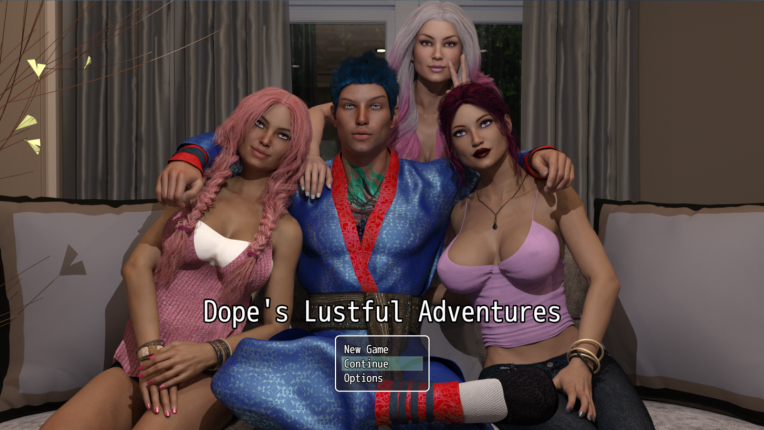 Dope's Lustful Adventures - Version 0.15 image