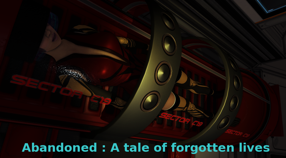 Abandoned : A Tale of Forgotten Lives - Version Alpha 0.96.2 Patch image