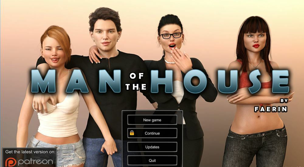 In this game you will play as a young adult, who is living together with  his attractive (step*)mother and 2 hot (step*)sisters, in a city filled  with even ...