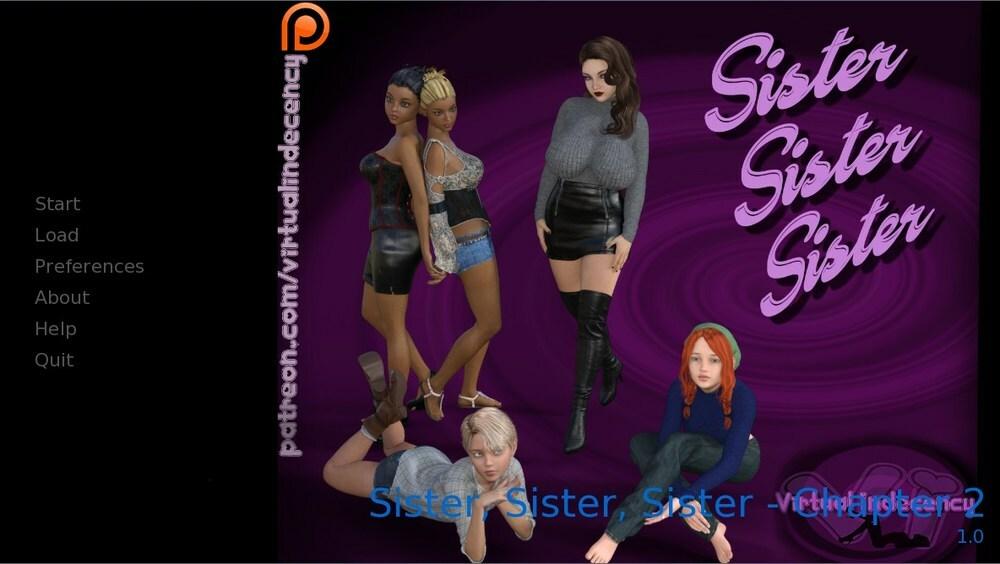 Sister, Sister, Sister – Chapter 2 – Version 1.0 image