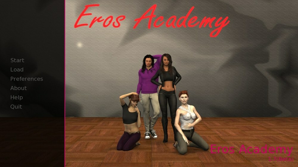 Eros Academy - Version 1.7 image
