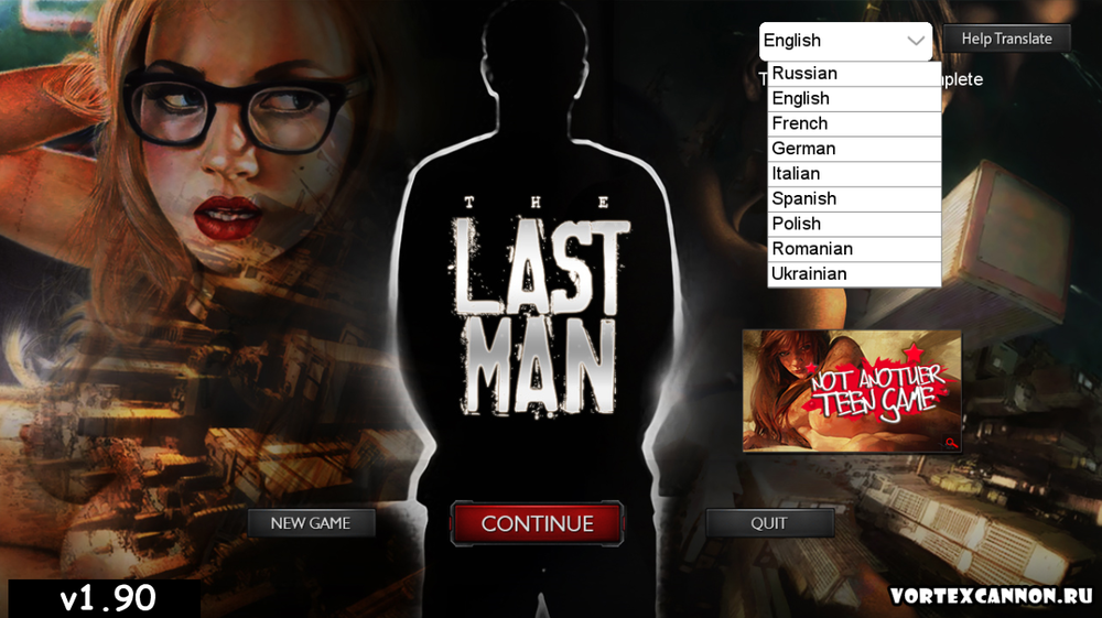 Last Man – Version 3.15 image