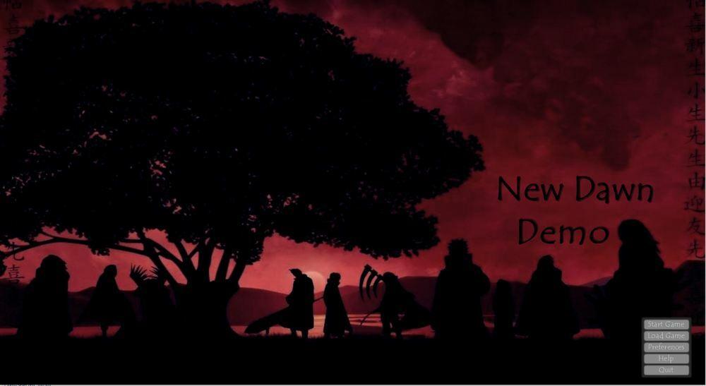 New Dawn – Version 0.1 image