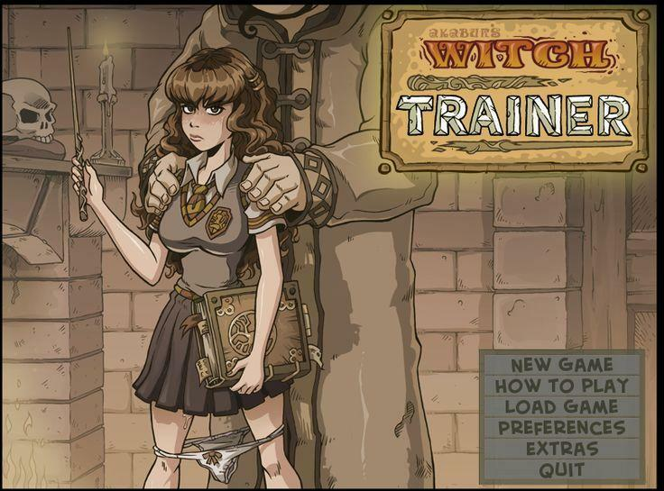 Witch Trainer  - Silver Mod version 1.38.4 image