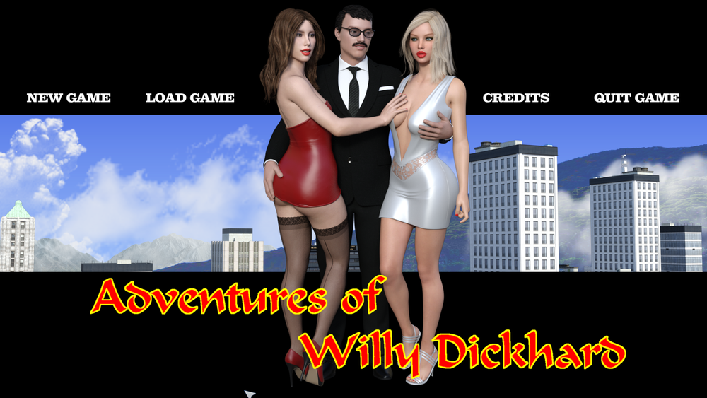 Adventure of Willy D - Version 0.52 image