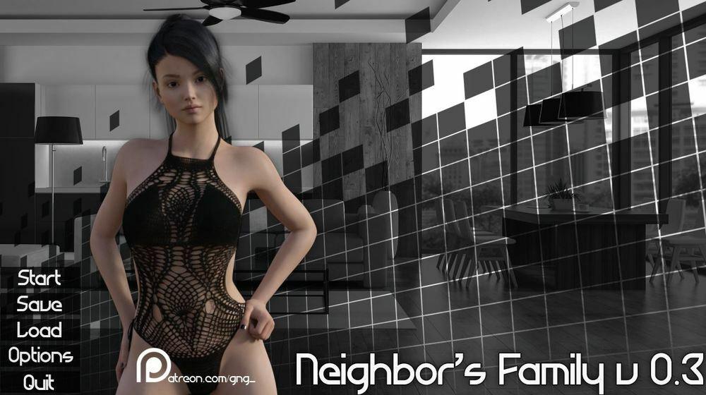 Neighbor's Family - Version 0.3 image