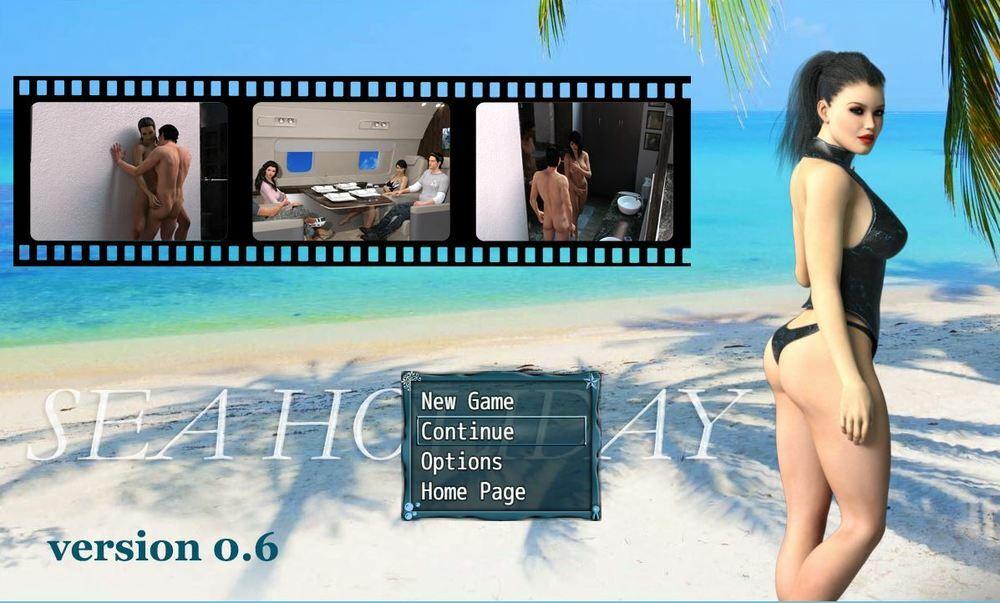 Sea Holiday - Version 0.6 image