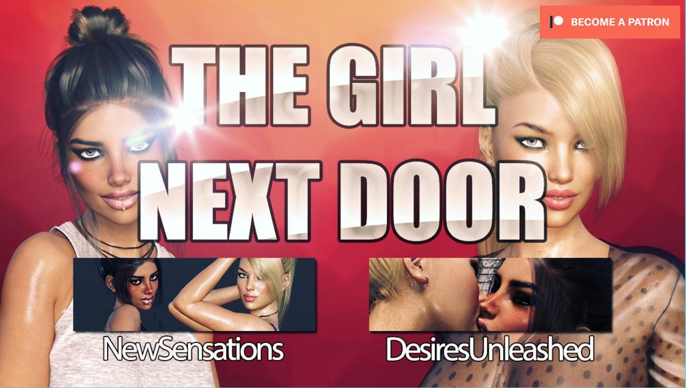 The Girl Next Door – Desires Unleashed & New Sensations image