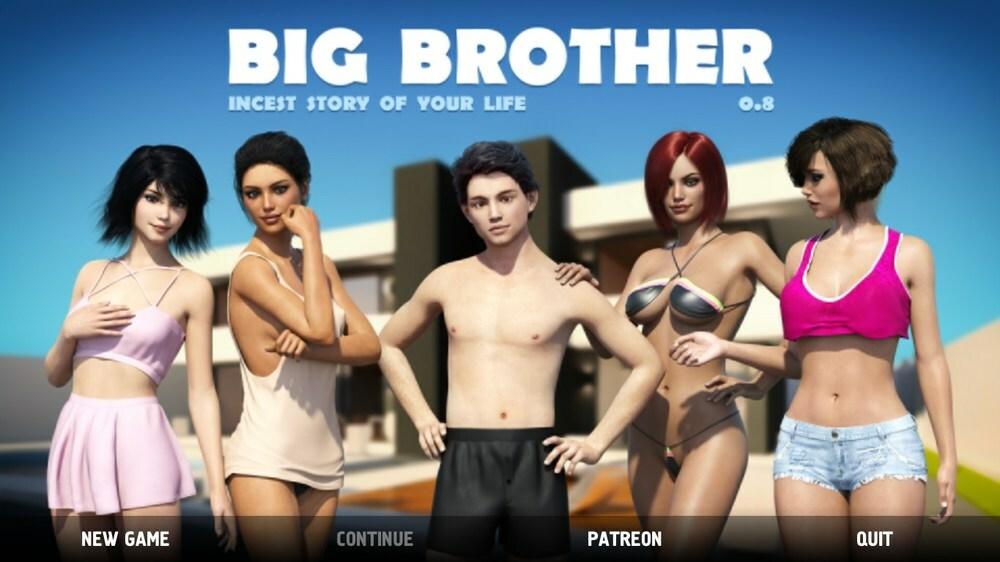 Big Brother – Version 0.8.0.005 - Cracked + Mod image