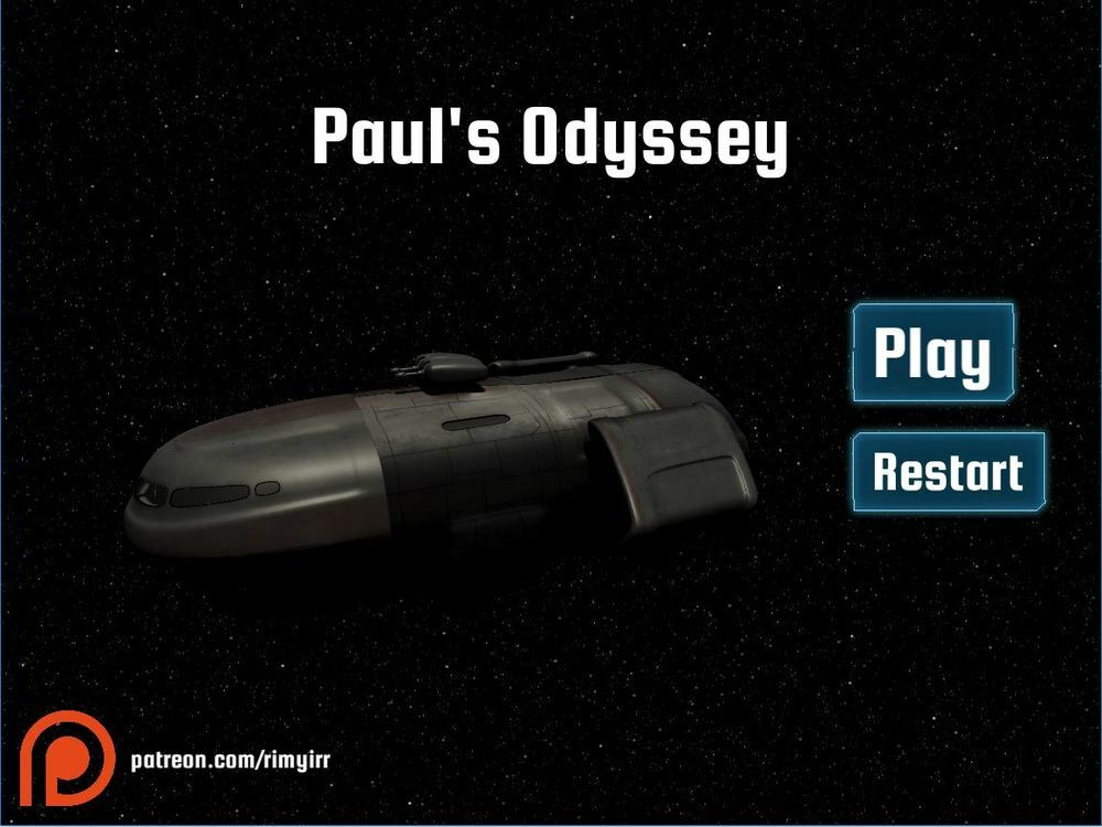 Paul's Odyssey – July Version image
