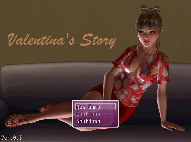 Valentina's Story - Version 0.4 image