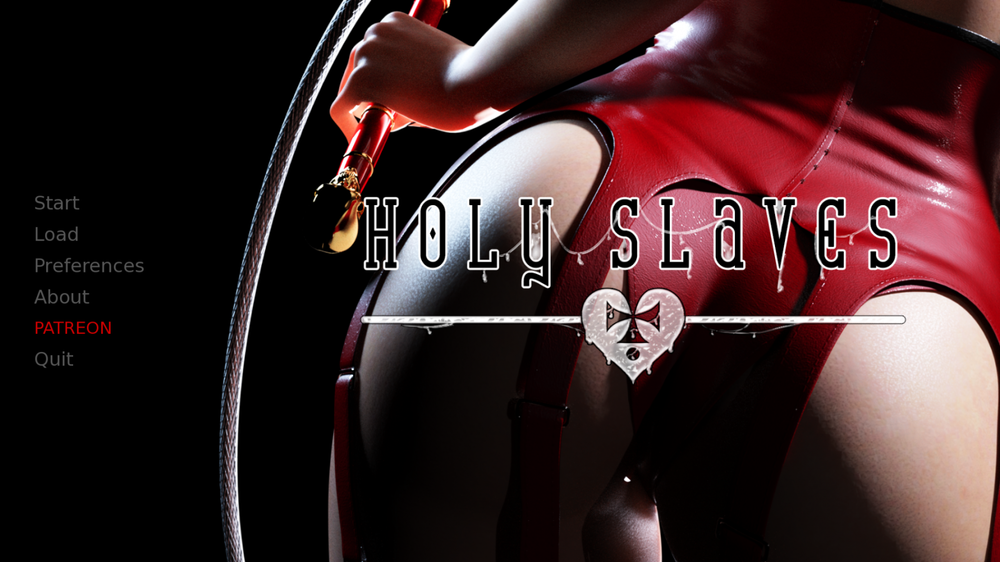 Holy Slaves - Episode 1 - Limited Edition image
