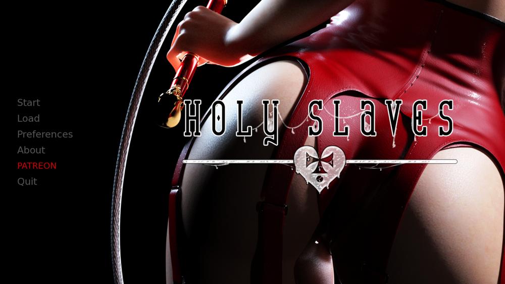 Holy Slaves – Episode 1 – Limited Edition image