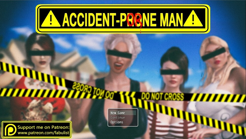 Accident-Porn Man – Chapter 1 – Version 1.01 image