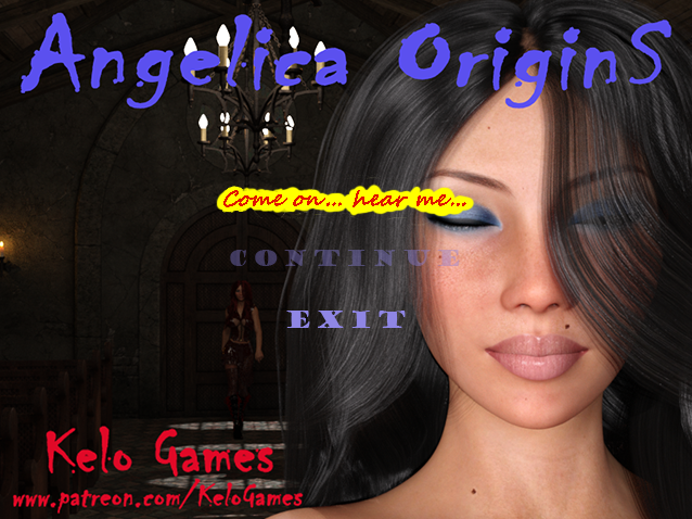 Angelica Origins Remake - Version 0.6.0 image