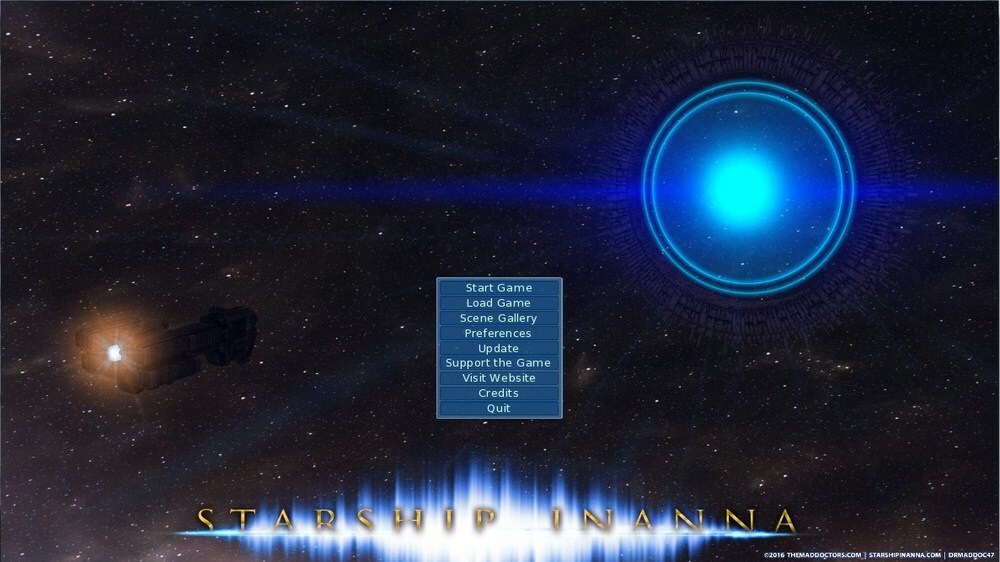 Starship Inanna - Version 8.5.7 image