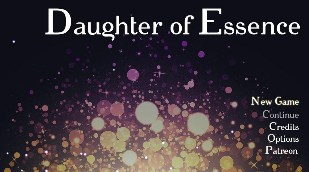 Daughter of Essence – Version 0.4.2a image
